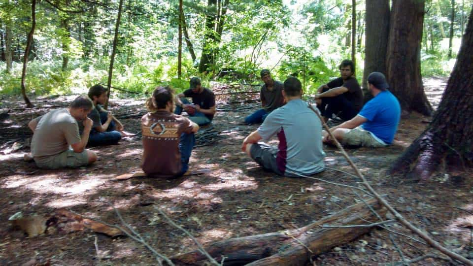 Earth Living Intensive Long Term Survival Skills (5-day)