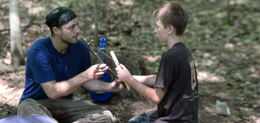 Survival Training, Bushcraft, and Primitive Skills