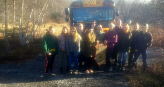 High School Outdoor Literacy Program