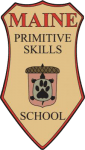 Maine Primitive Skills School Logo